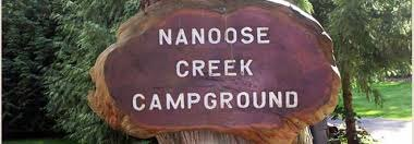 Nanoose Creek Campground