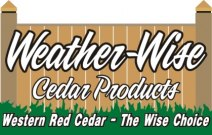 Weather-Wise Cedar Products