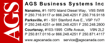 AGS Business Systems Inc.